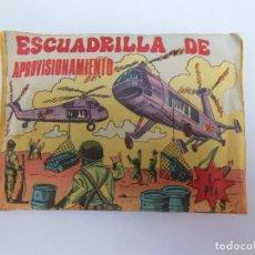 Figuras de Goma y PVC: SOBRE - ESCUADRILLA APROVISIONAMIENTO , MONTA-PLEX O SIMILAR, AÑOS 60SIN ABRIR( VER FOTOS ADICIONAL). Lote 194506253