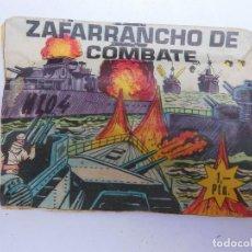 Figuras de Goma y PVC: SOBRE - ZAFARRANCHO COMBATE , MONTA-PLEX O SIMILAR, AÑOS 60 SIN ABRIR . ( VER FOTOS ADICIONAL). Lote 194506657