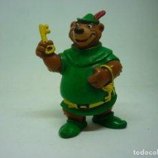 Figuras de Goma y PVC: FIGURA LITTLE JJOHN - ROBIN HOOD - BULLY. Lote 194534820
