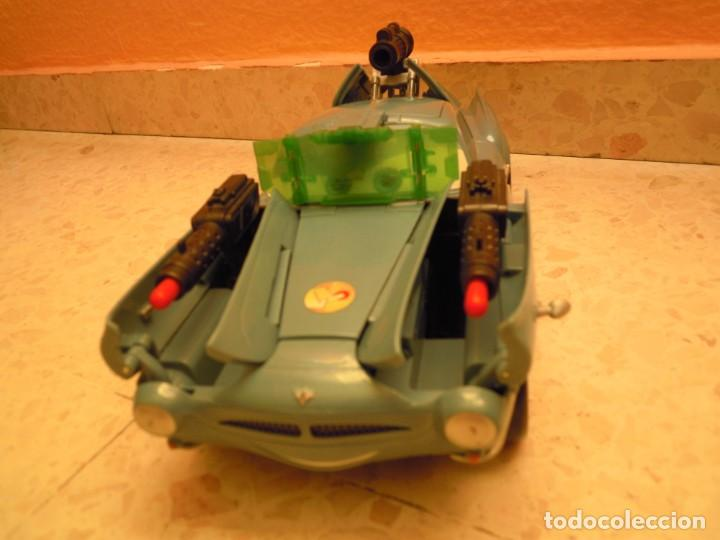 Figuras de Goma y PVC: LOTE CARS DISNEY PIXAR MACK CAMION RAYO MCQUEEN, MC MISSILE SPY,COCHES GRUA MATTE... - Foto 3 - 194579685