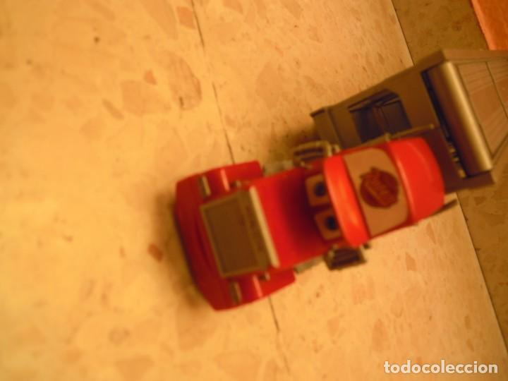 Figuras de Goma y PVC: LOTE CARS DISNEY PIXAR MACK CAMION RAYO MCQUEEN, MC MISSILE SPY,COCHES GRUA MATTE... - Foto 7 - 194579685