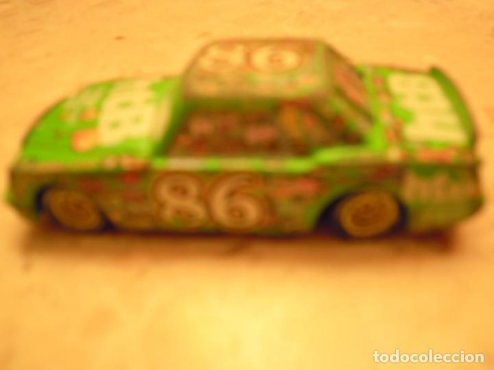 Figuras de Goma y PVC: LOTE CARS DISNEY PIXAR MACK CAMION RAYO MCQUEEN, MC MISSILE SPY,COCHES GRUA MATTE... - Foto 14 - 194579685