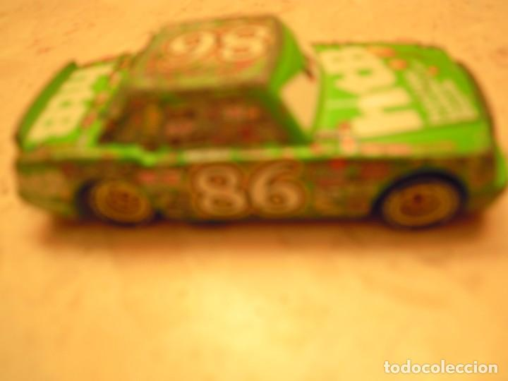 Figuras de Goma y PVC: LOTE CARS DISNEY PIXAR MACK CAMION RAYO MCQUEEN, MC MISSILE SPY,COCHES GRUA MATTE... - Foto 16 - 194579685