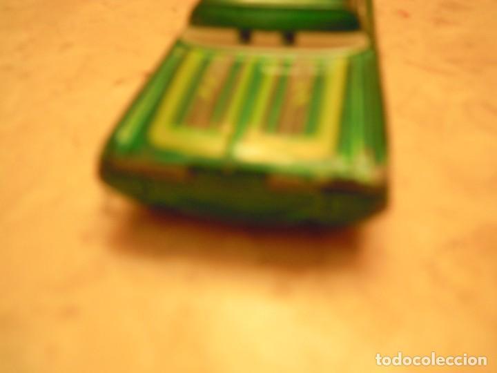 Figuras de Goma y PVC: LOTE CARS DISNEY PIXAR MACK CAMION RAYO MCQUEEN, MC MISSILE SPY,COCHES GRUA MATTE... - Foto 21 - 194579685