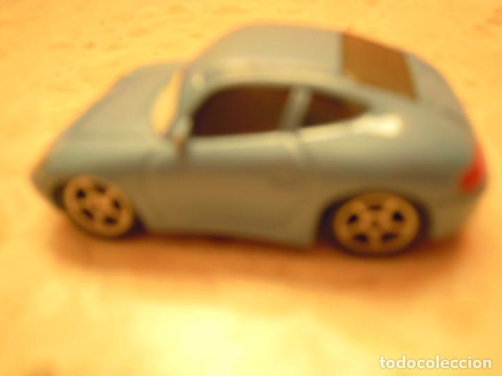 Figuras de Goma y PVC: LOTE CARS DISNEY PIXAR MACK CAMION RAYO MCQUEEN, MC MISSILE SPY,COCHES GRUA MATTE... - Foto 24 - 194579685