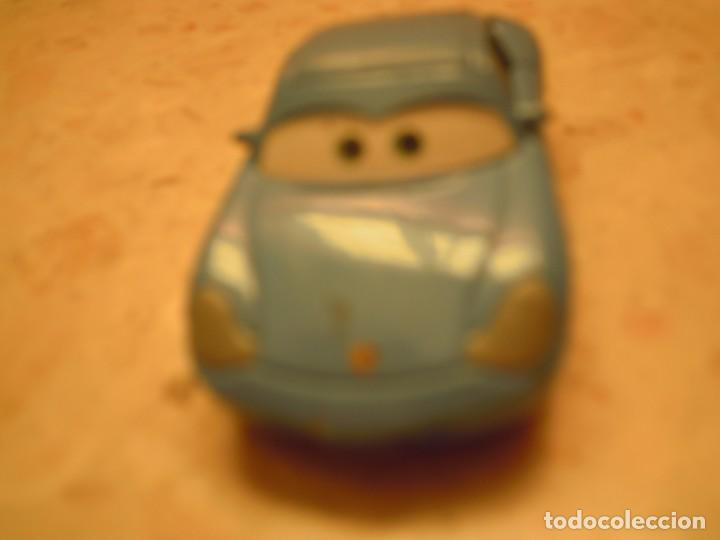 Figuras de Goma y PVC: LOTE CARS DISNEY PIXAR MACK CAMION RAYO MCQUEEN, MC MISSILE SPY,COCHES GRUA MATTE... - Foto 25 - 194579685