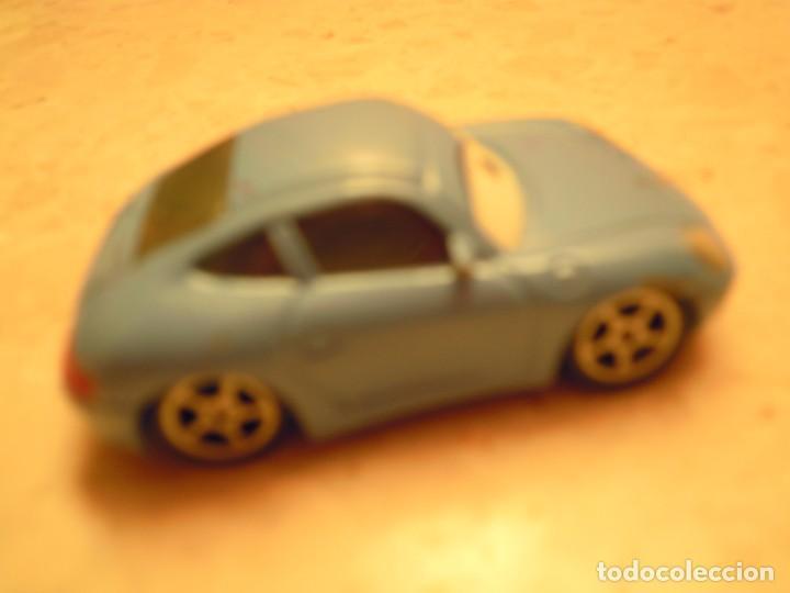 Figuras de Goma y PVC: LOTE CARS DISNEY PIXAR MACK CAMION RAYO MCQUEEN, MC MISSILE SPY,COCHES GRUA MATTE... - Foto 27 - 194579685