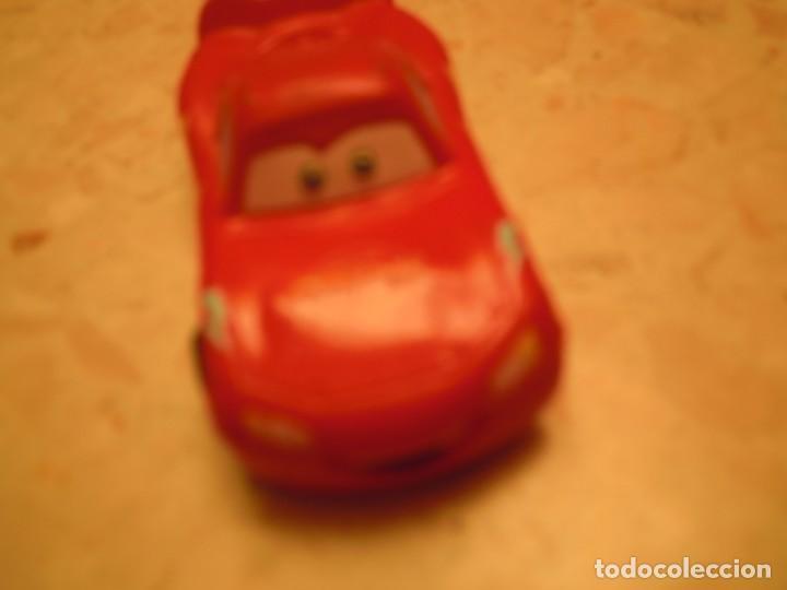 Figuras de Goma y PVC: LOTE CARS DISNEY PIXAR MACK CAMION RAYO MCQUEEN, MC MISSILE SPY,COCHES GRUA MATTE... - Foto 29 - 194579685