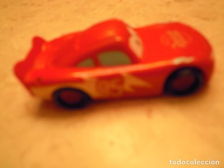 Figuras de Goma y PVC: LOTE CARS DISNEY PIXAR MACK CAMION RAYO MCQUEEN, MC MISSILE SPY,COCHES GRUA MATTE... - Foto 30 - 194579685