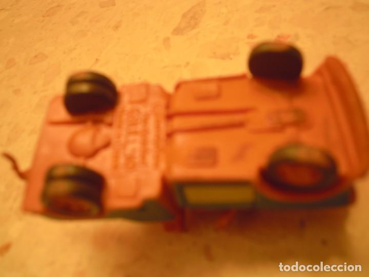 Figuras de Goma y PVC: LOTE CARS DISNEY PIXAR MACK CAMION RAYO MCQUEEN, MC MISSILE SPY,COCHES GRUA MATTE... - Foto 35 - 194579685