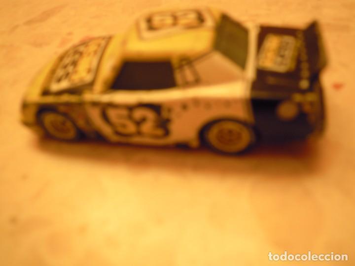 Figuras de Goma y PVC: LOTE CARS DISNEY PIXAR MACK CAMION RAYO MCQUEEN, MC MISSILE SPY,COCHES GRUA MATTE... - Foto 36 - 194579685