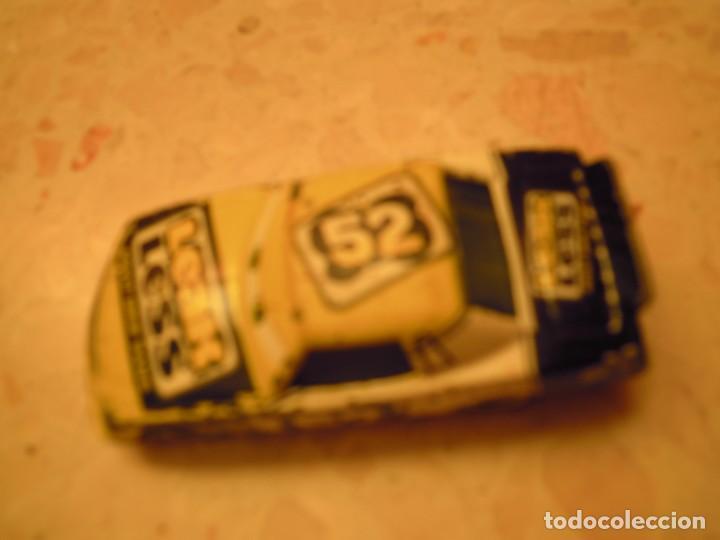 Figuras de Goma y PVC: LOTE CARS DISNEY PIXAR MACK CAMION RAYO MCQUEEN, MC MISSILE SPY,COCHES GRUA MATTE... - Foto 37 - 194579685