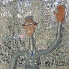 Figuras de Goma y PVC: BONITA FIGURA PVC GOMA FLEXIBLE INSPECTOR GADGET COMICS SPAIN. Lote 194588941