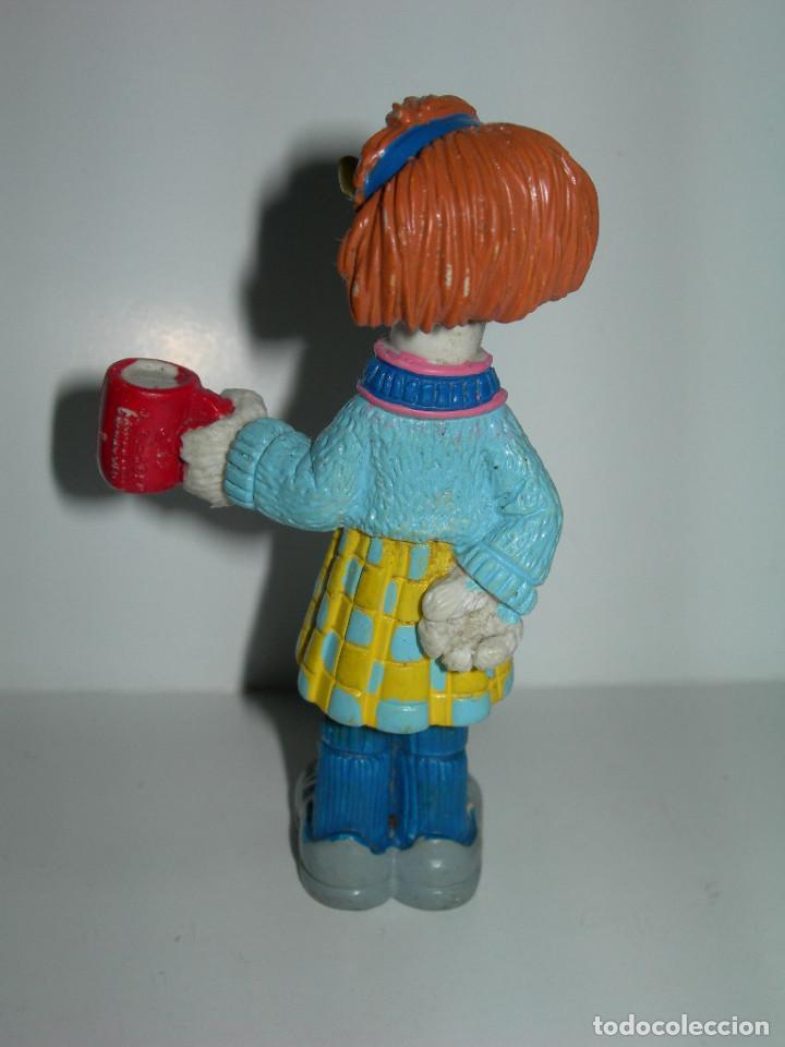 Figuras de Goma y PVC: ANTIGUA FIGURA DE PVC - LUCILLE - DE SHOE DE JEFF MCNELLY - COMICS SPAIN AÑOS 80 - - Foto 3 - 194635081