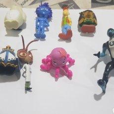 Figuras de Goma y PVC: LOTE 10 FIGURAS GOMA/PVC VARIAS MARCAS Y AÑOS. Lote 194640037