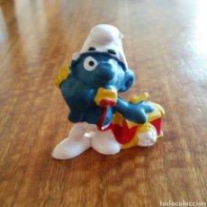 Figuras de Goma y PVC: PITUFO SIN MARCA. Lote 194703106