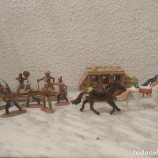 Figuras de Goma y PVC: LOTE FIGURAS OESTE. Lote 194722096