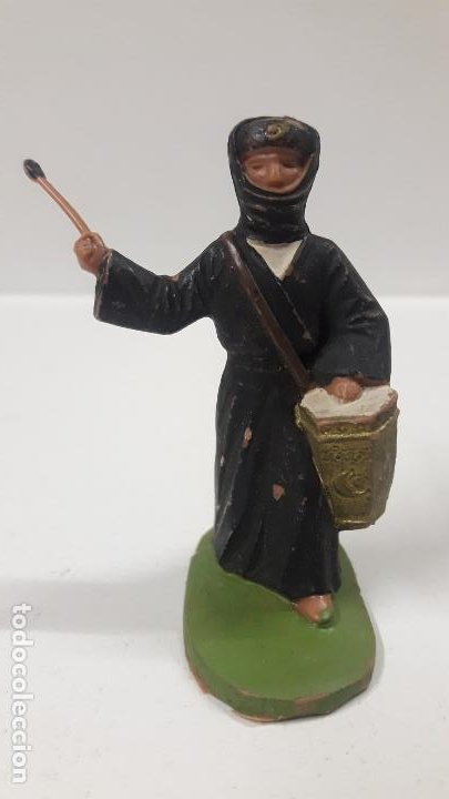 Figuras de Goma y PVC: GUERRERO ARABE - SARRACENO . FIGURA REAMSA Nº 290 . SERIE BEN YUSUF . AÑOS 60 - Foto 3 - 194724402