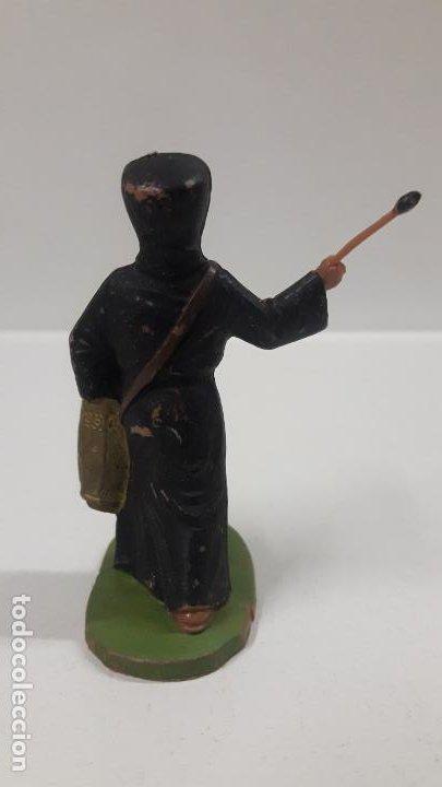 Figuras de Goma y PVC: GUERRERO ARABE - SARRACENO . FIGURA REAMSA Nº 290 . SERIE BEN YUSUF . AÑOS 60 - Foto 4 - 194724402