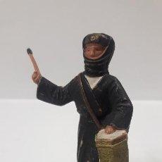 Figuras de Goma y PVC: GUERRERO ARABE - SARRACENO . FIGURA REAMSA Nº 290 . SERIE BEN YUSUF . AÑOS 60. Lote 194724402