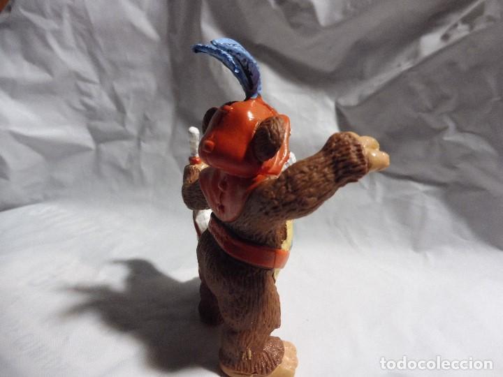 Figuras de Goma y PVC: Figura goma pvc Comics Spain Star Wars ewok ewoks Paploo Lucas Film, 86 - Foto 5 - 194732133