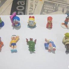 Figuras de Goma y PVC: LOTE 10 FIGURAS GOMA/PVC VARIAS MARCAS Y AÑOS. Lote 194743847