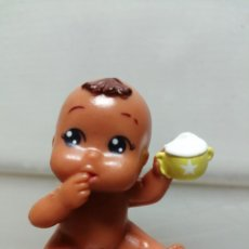 Figuras de Goma y PVC: FIGURA PVC PACIOCCHINI LOS BABIES BEBE DE SIMBA. Lote 194744210