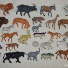 Figuras de Goma y PVC: LOTE FIERAS / ANIMALES VARIADOS -- COMANSI, OLIVER, PUIG, PECH, JECSAN Y OTROS ¡MIRA!. Lote 194774611