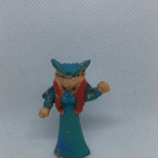 Figuras de Goma y PVC: PRINCESA DIANA DE LA SERIE SYLVAN DANONE. Lote 194784048