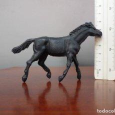 Figuras de Goma y PVC: FIGURA DE CABALO EN PLÁSTICO DE FALOMIR OLIVER,. Lote 194861041