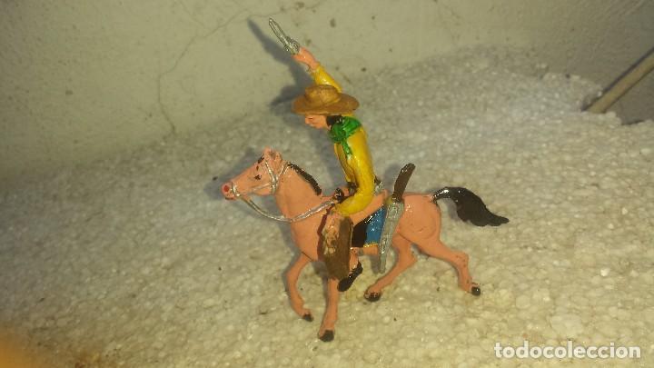 Figuras de Goma y PVC: Vaquero de jecsan - Foto 2 - 194864888