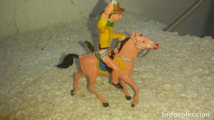 Figuras de Goma y PVC: Vaquero de jecsan - Foto 3 - 194864888