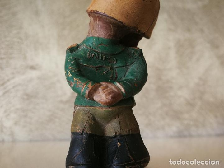 Figuras de Goma y PVC: ANTIGUO MUÑECO DE GOMA NEGRITO DE LA CRUZ ROJA AÑOS 60 - Foto 5 - 194887278