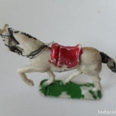 Figuras de Goma y PVC: FIGURA CABALLO TORRES, PECH. Lote 194892520
