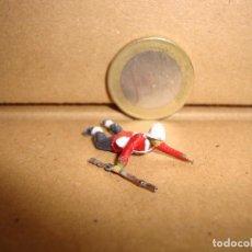 Figuras de Goma y PVC: FIGURA PLASTICO PINTADA TIPO MONTAPLEX MINI COMANSI OTROS. Lote 194910215