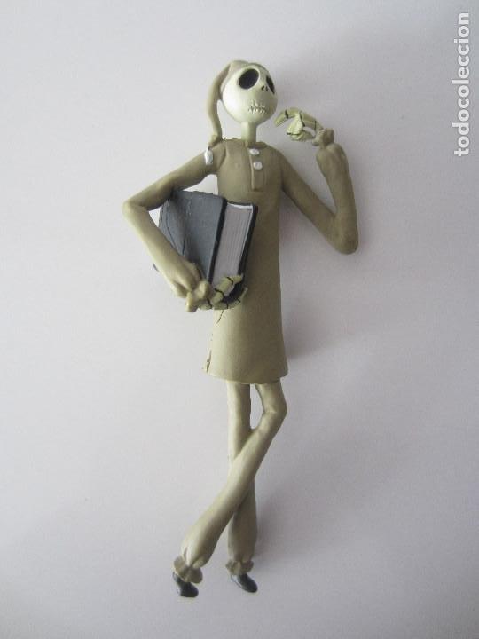 FIGURA JACK SKELLINGTON-PIJAMA JACK- PESADILLA ANTES DE NAVIDAD (Juguetes - Figuras de Goma y Pvc - Otras)