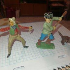 Figuras de Goma y PVC: FIGURAS JECSAN REAMSA. Lote 194949777