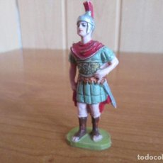 Figuras de Goma y PVC: FIGURA ANTIGUA SOLDADO ROMANO ( PECH , JECSAN , REAMSA , TEIXIDO , OLIVER , COMANSI , ETC). Lote 194982492
