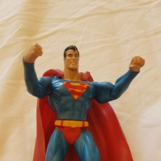 Figuras de Goma y PVC: MUÑECO SUPERMAN. Lote 194990096