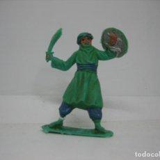 Figuras de Goma y PVC: FIGURA JECSAN EN PLASTICO. Lote 195004570