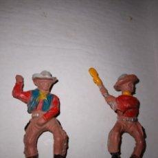 Figuras de Goma y PVC: FIGURAS JECSAN REANSA. Lote 195016631