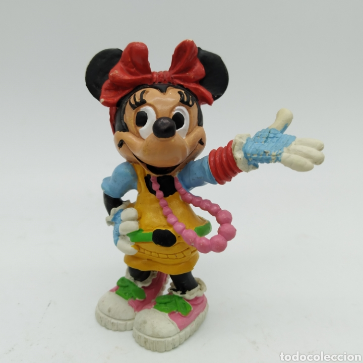 DIFÍCIL MINNIE MOUSE DISNEY DE COMICS SPAIN (Juguetes - Figuras de Goma y Pvc - Comics Spain)