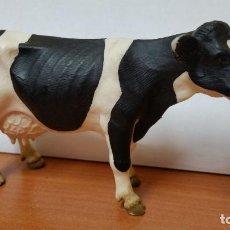 Figuras de Goma y PVC: FIGURA ANIMAL SCHLEICH VACA LECHERA. Lote 195029437