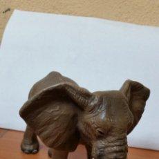 Figuras de Goma y PVC: FIGURA ANIMAL SCHLEICH ELEFANTE. Lote 195030023