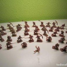 Figuras de Goma y PVC: LOTE DE 41 SOLDADOS MONTAPLEX. Lote 195044310