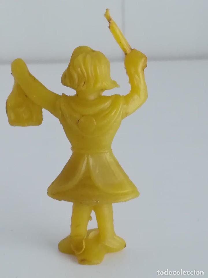 Figuras de Goma y PVC: FIGURA DUNKIN FAMILIA CAMY JET - Foto 4 - 195046567