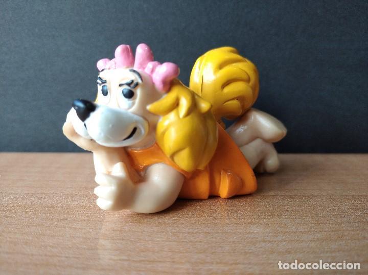 FIGURA PVC SERIE DELFY-4CM APROX.-COMICS SPAIN-AÑOS 90-VER FOTOS-B1 (Juguetes - Figuras de Goma y Pvc - Comics Spain)