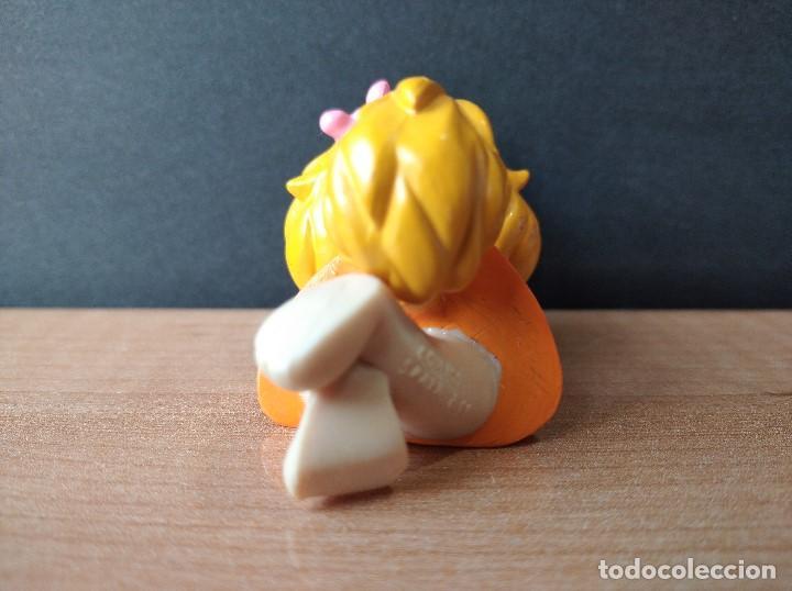 Figuras de Goma y PVC: FIGURA PVC SERIE DELFY-4cm aprox.-COMICS SPAIN-AÑOS 90-VER FOTOS-B1 - Foto 5 - 195059192