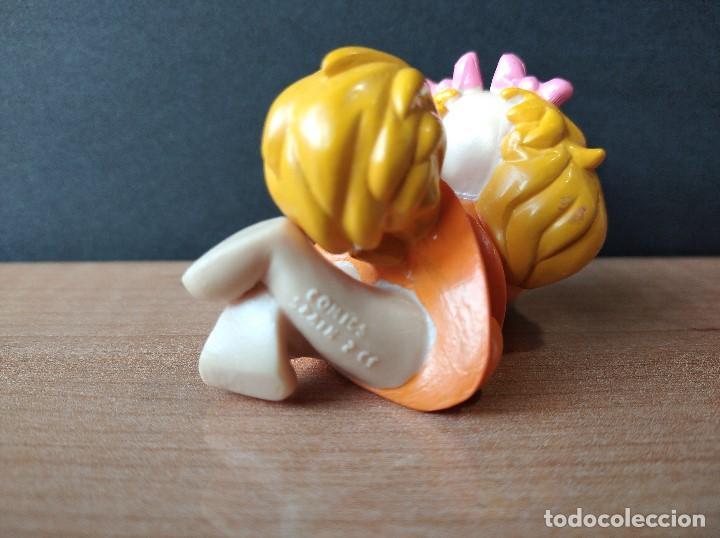 Figuras de Goma y PVC: FIGURA PVC SERIE DELFY-4cm aprox.-COMICS SPAIN-AÑOS 90-VER FOTOS-B1 - Foto 6 - 195059192