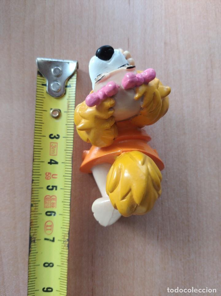 Figuras de Goma y PVC: FIGURA PVC SERIE DELFY-4cm aprox.-COMICS SPAIN-AÑOS 90-VER FOTOS-B1 - Foto 8 - 195059192